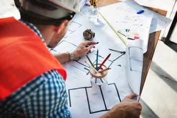 Architect considering modular building solutions