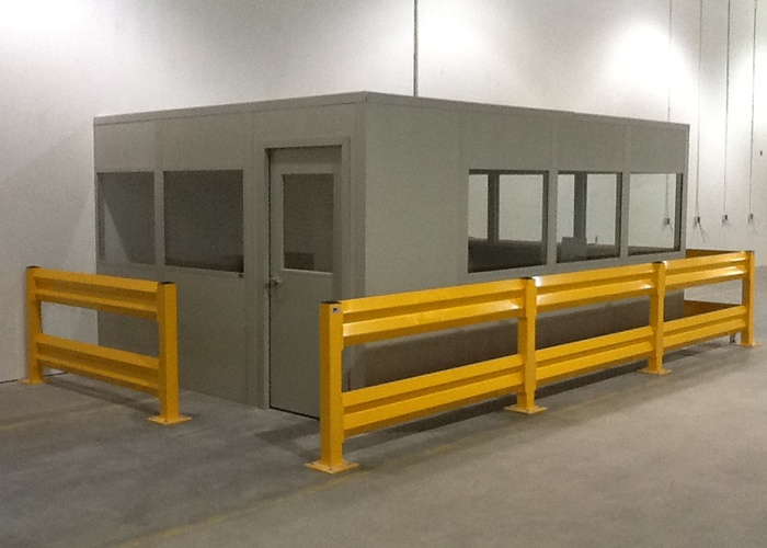 Panelized Office Systems