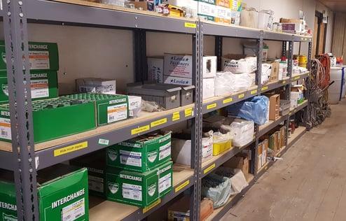 5S Storage Organization