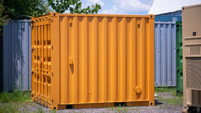 8x10 shipping container to repurpose