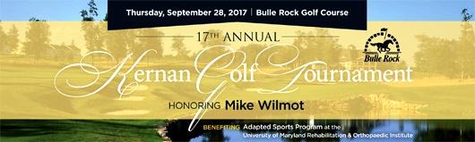Kernan Golf Tournament Honoring Mike Wilmot
