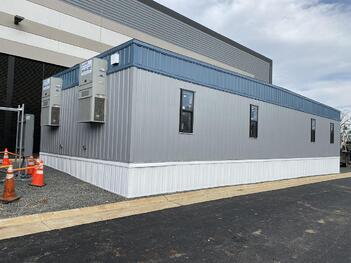 Modular Office Building for Social Distancing