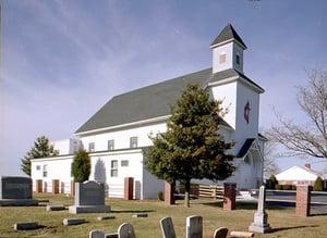 Modular church building solution
