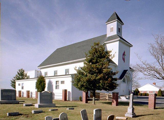 Wilmot Modular church structure solution