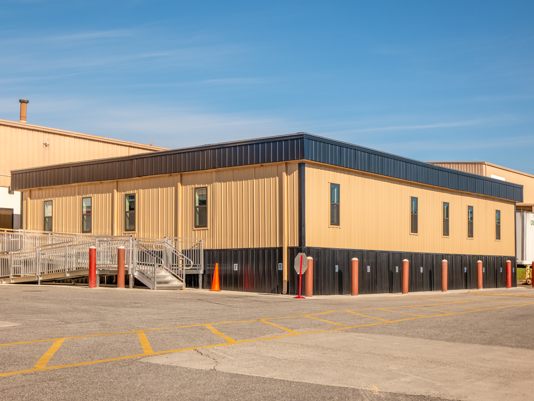 Modular Building Space with Offsite Construction