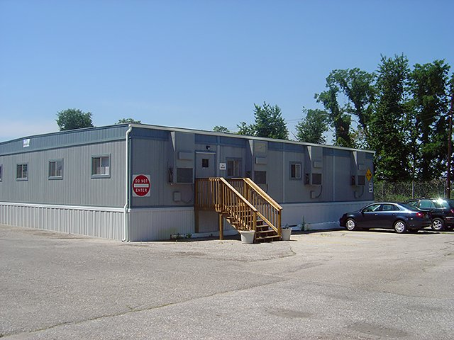 Custom Container Modifications and Mobile Offices for Sale