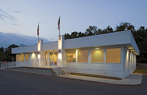 Wilmot Modular Green Building