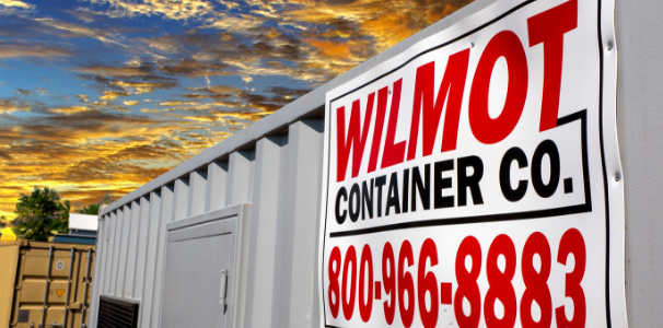 Container Wepage