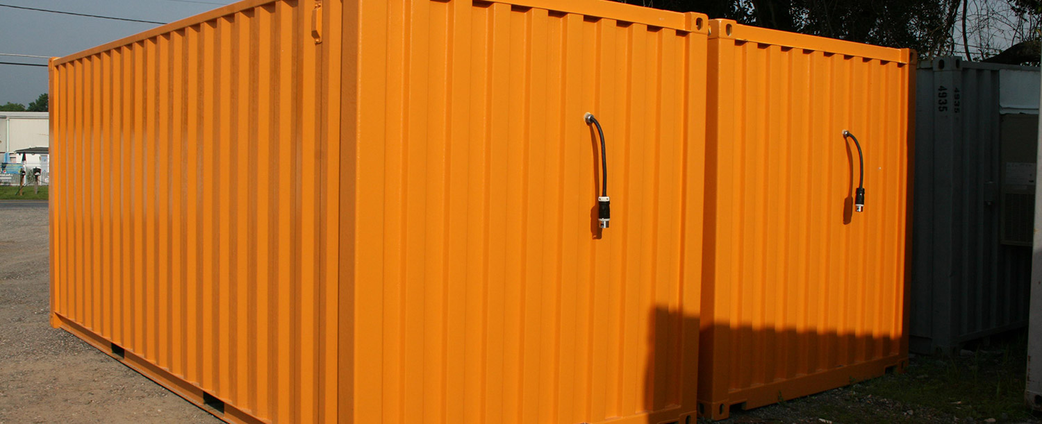 Modular Storage Containers