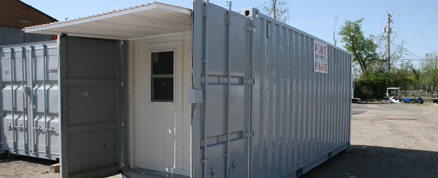 Mobile Office Building