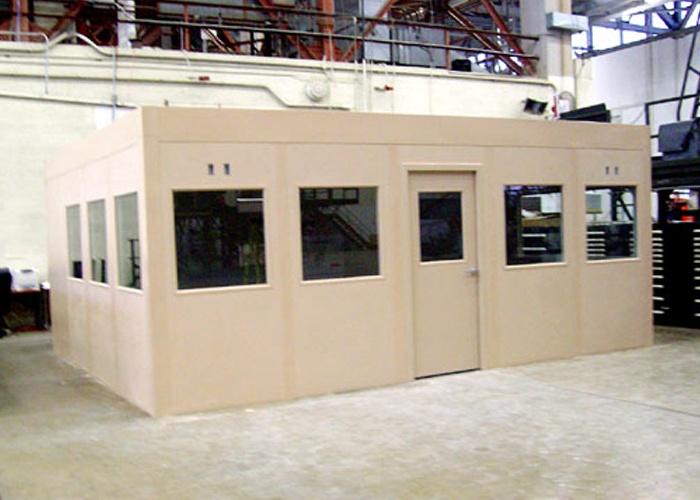 Modular Mezzanine System