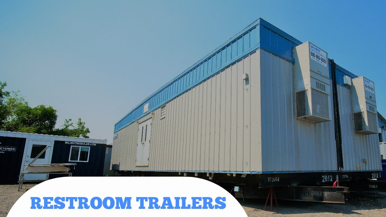 Thumbnail Restroom Trailers