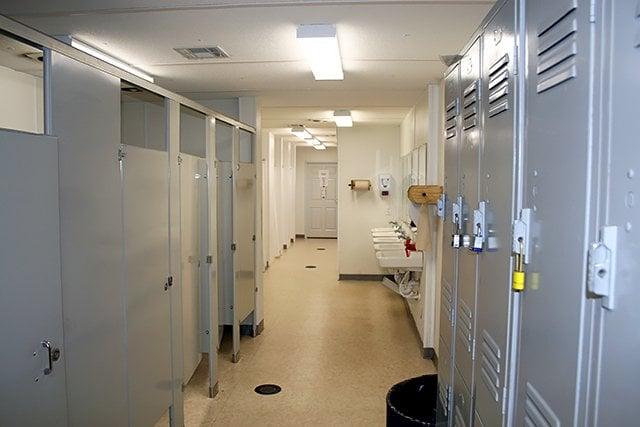 Locker Rooms Amp Restrooms Wilmot Modular Structures