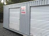 Modular Space Solutions and Mobile Offices for Sales such as Storage Units