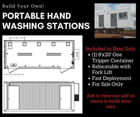 Portable Hand Washing Stations-1