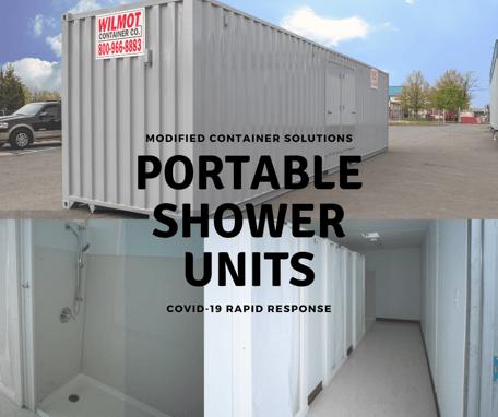 Portable Shower Units