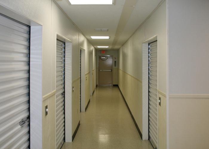 Storage Rooms Modular Mezzanine System