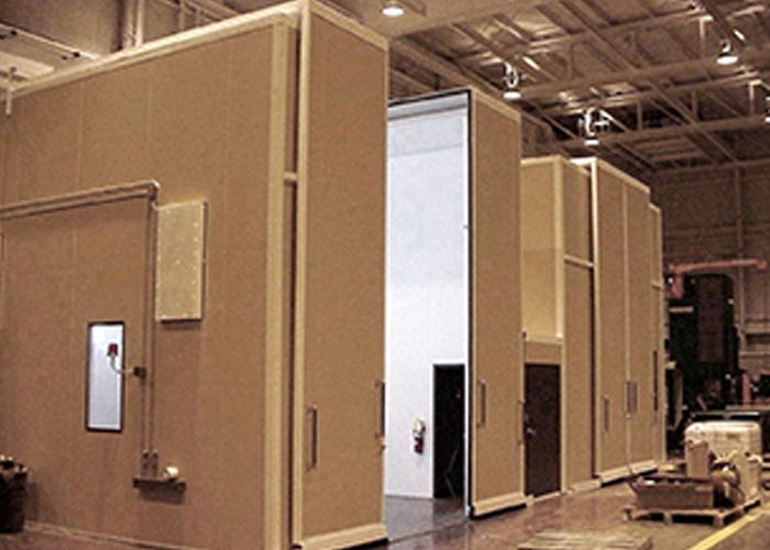 Panelized In-Plant Offices