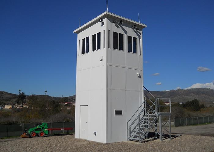 Towers Modular Mezzanine System