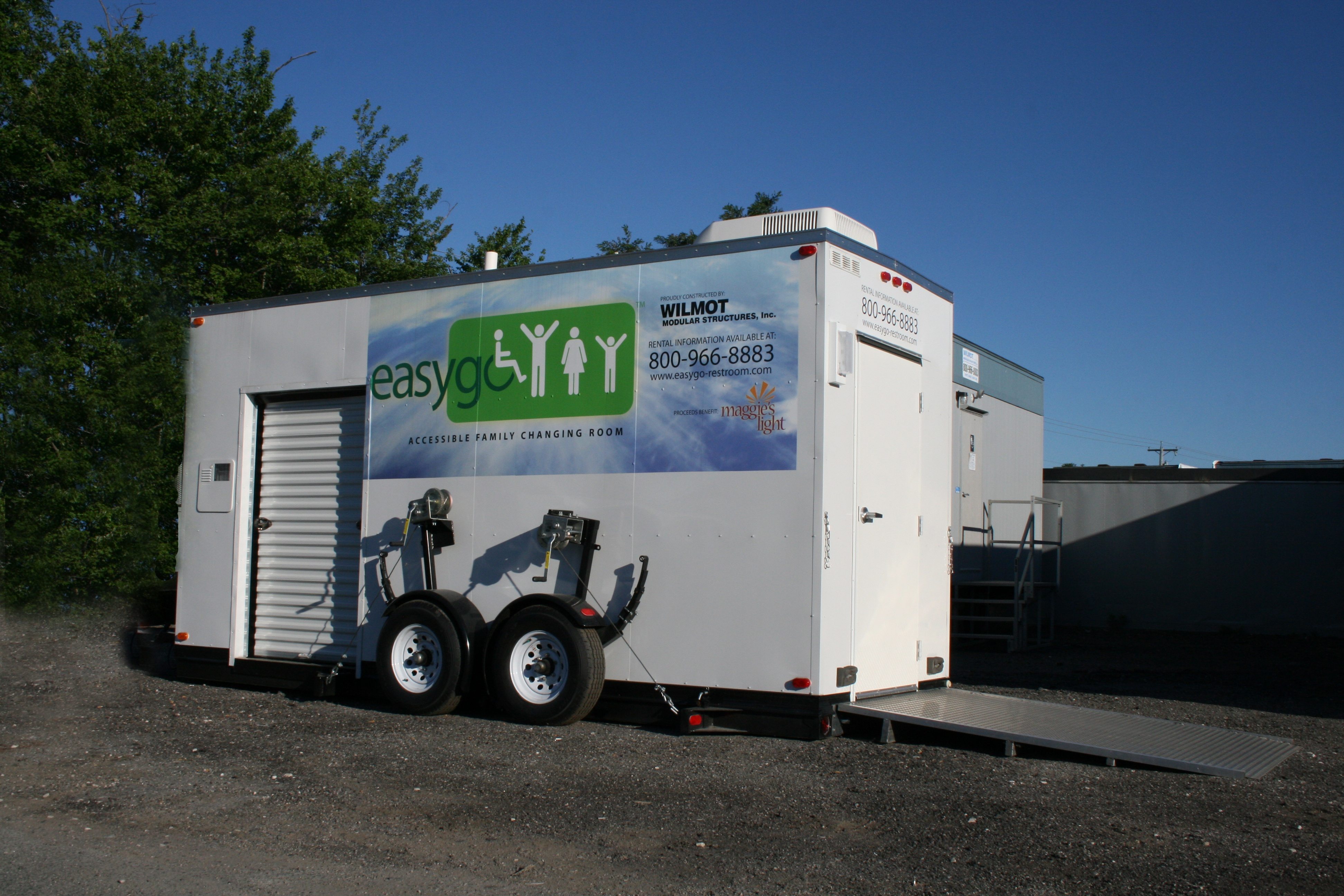 Mobile Office Trailers and Modular Space Solutions