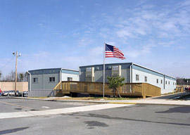 Educational Custom Modular Buildings