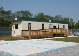 Emergency Space Solutions at Wilmot Modular. Learn more how we can help!