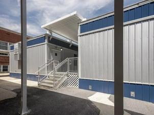 Custom Modular Classroom Building