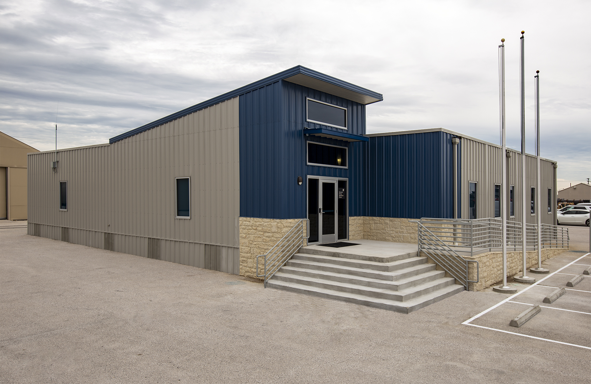custom modular building - relocatable office space