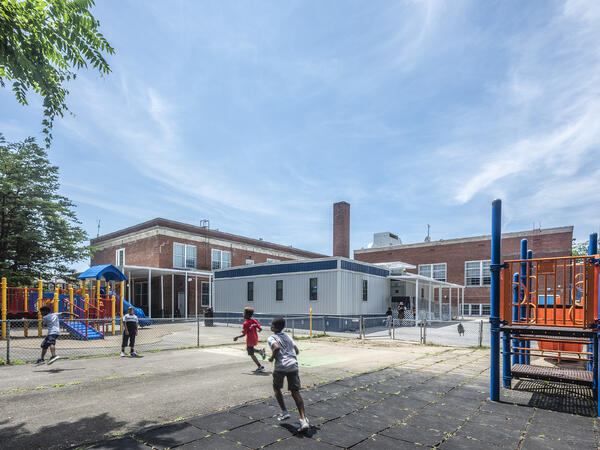 modular buildings in education