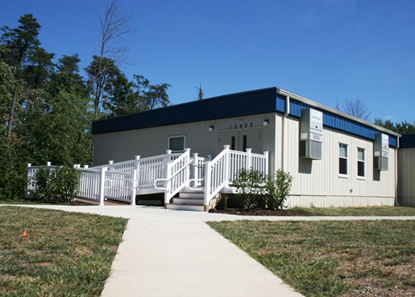 modular building custom for schools