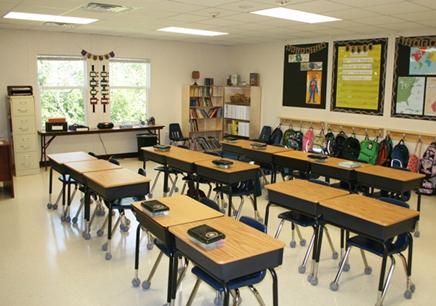 portable modular classroom building solution