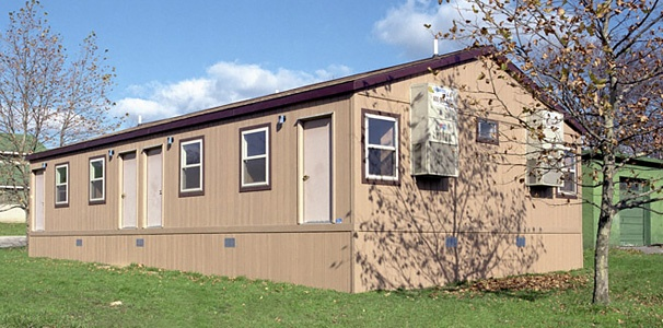 Mobile office trailers for sale at Wilmot