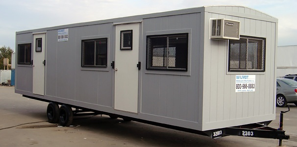 Custom Mobile Office Solutions provided by Wilmot