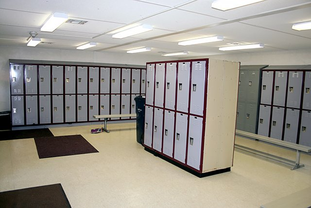 Locker Room and Custom Container Modifications