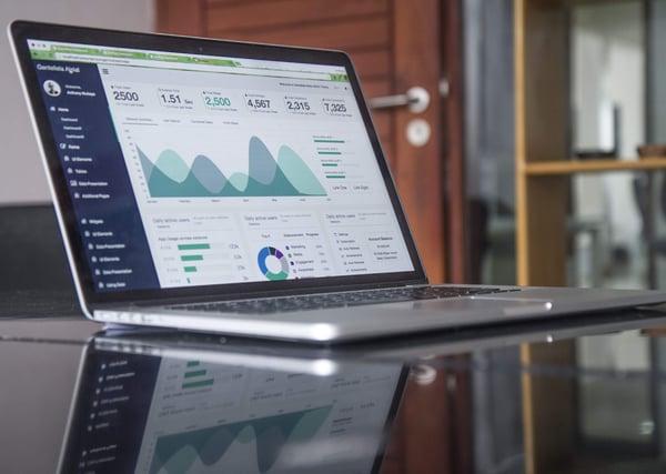 statistics on computer