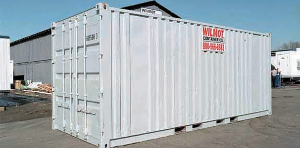 Storage Container Offices