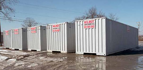 Storage Container Fleet