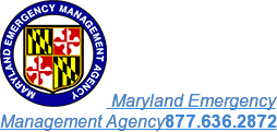 Maryland Emergency  Management Agency877.636.2872