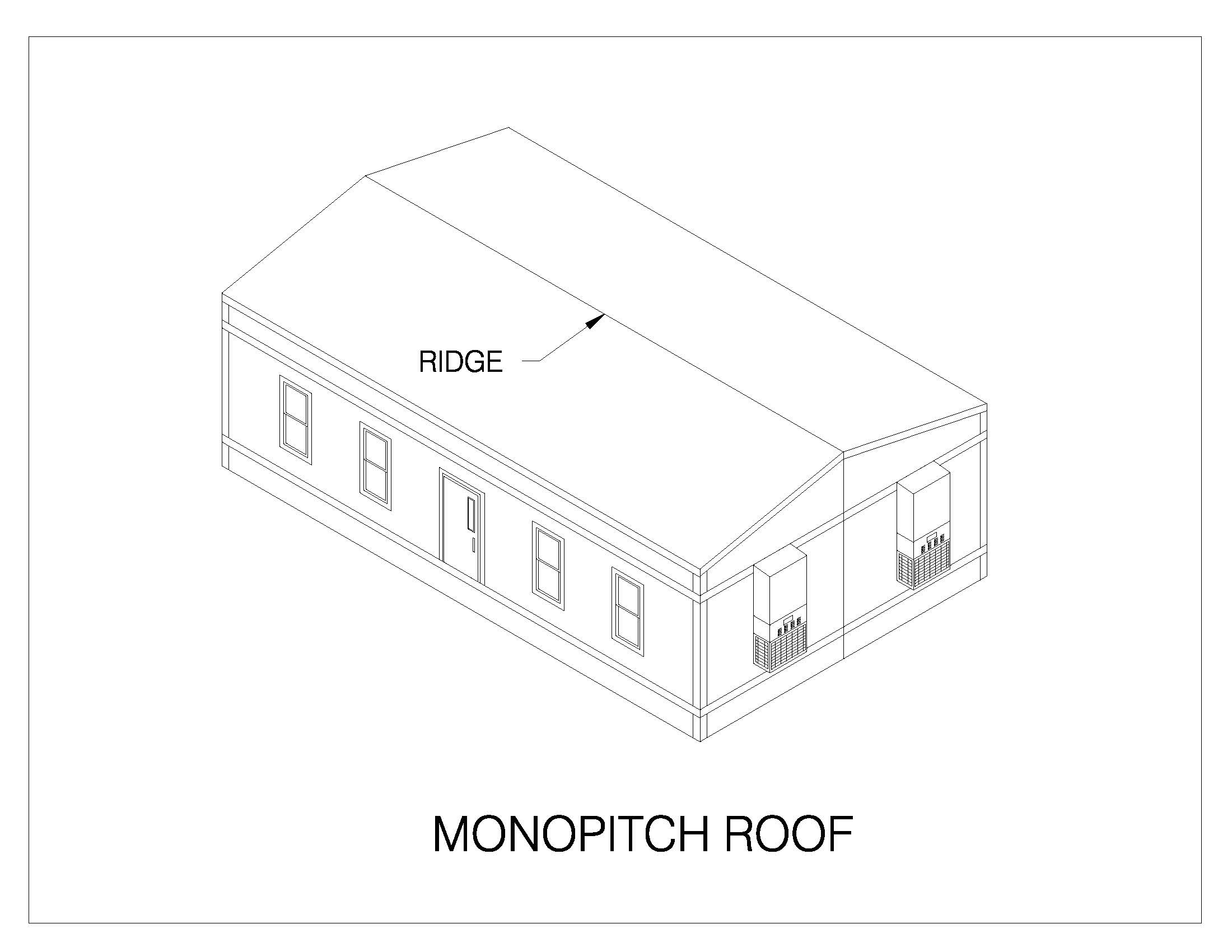 Exterior-Roof-Monopitch Roof