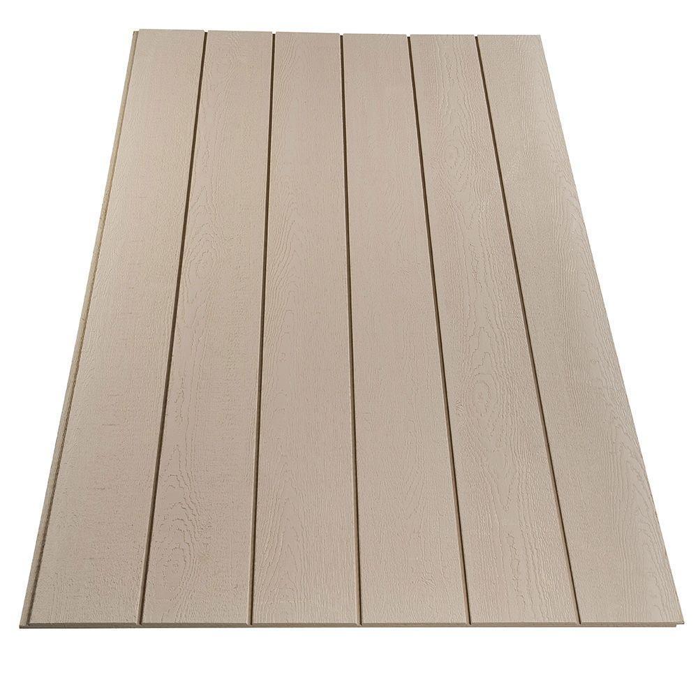 Exterior Finish Siding - Duratemp Wood