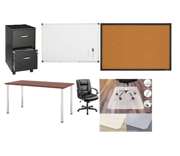 Basic Office Furniture Package