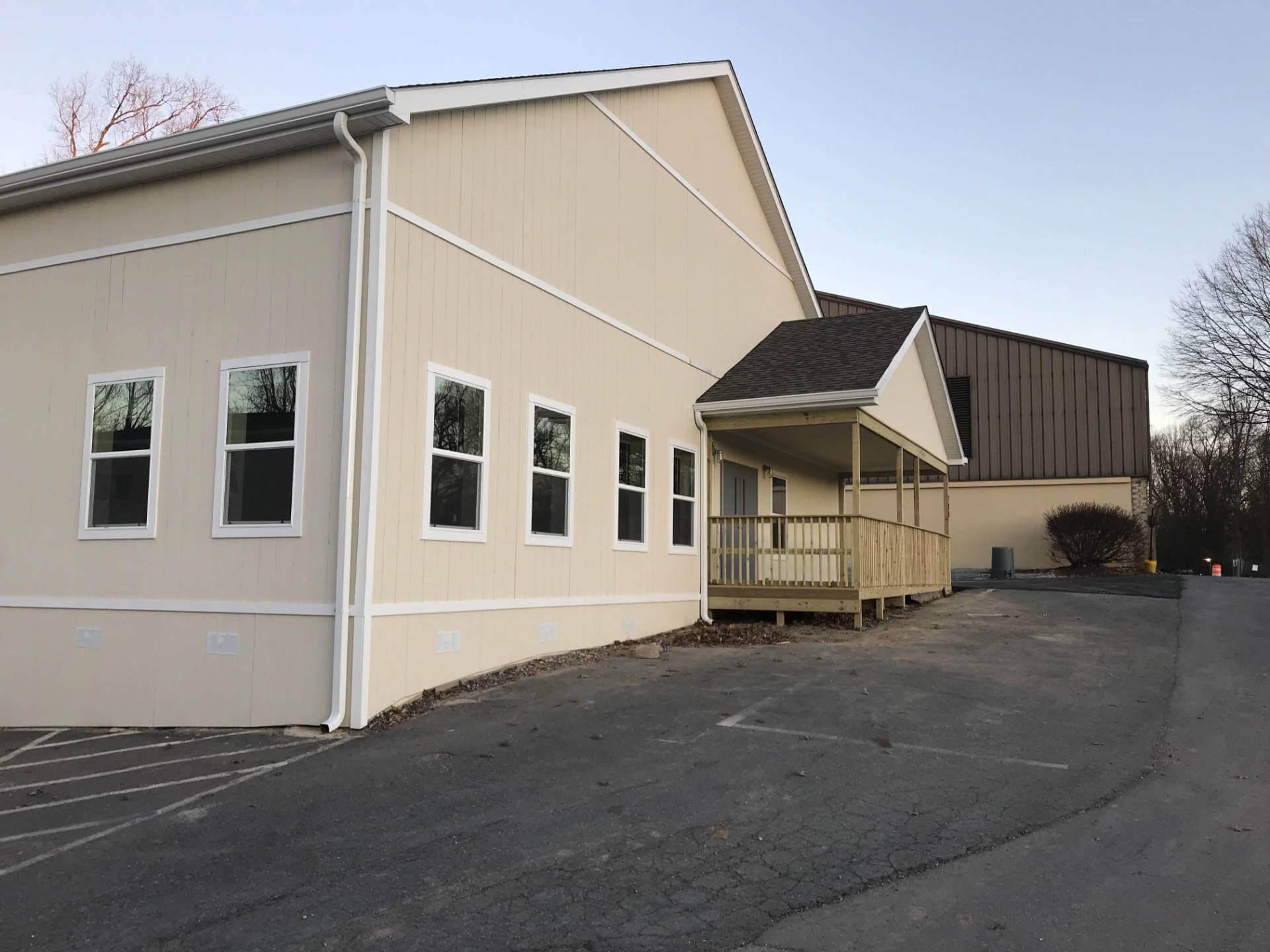 Heights School Exterior 1-1-1
