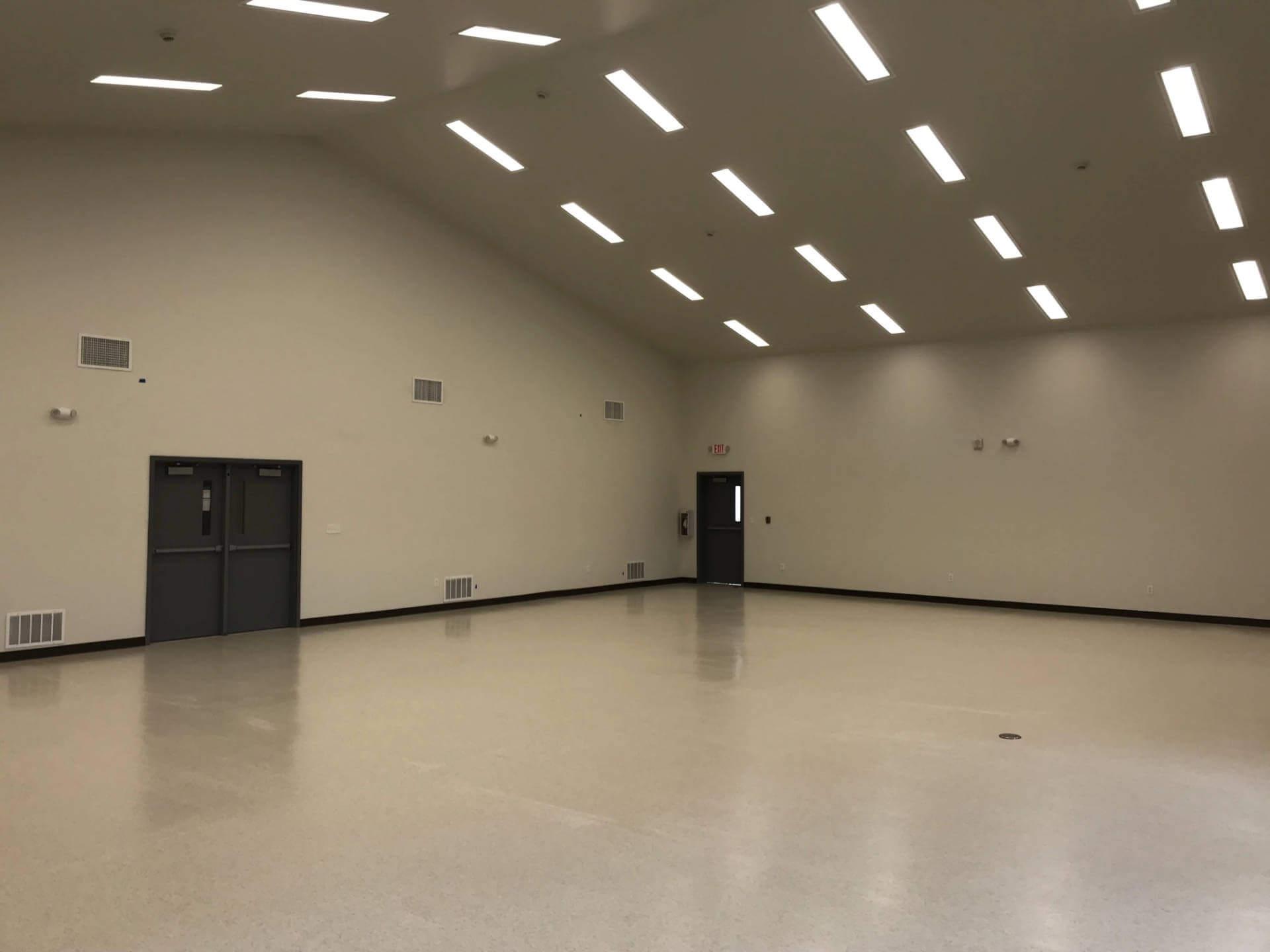 Heights School Interior 2-1-1