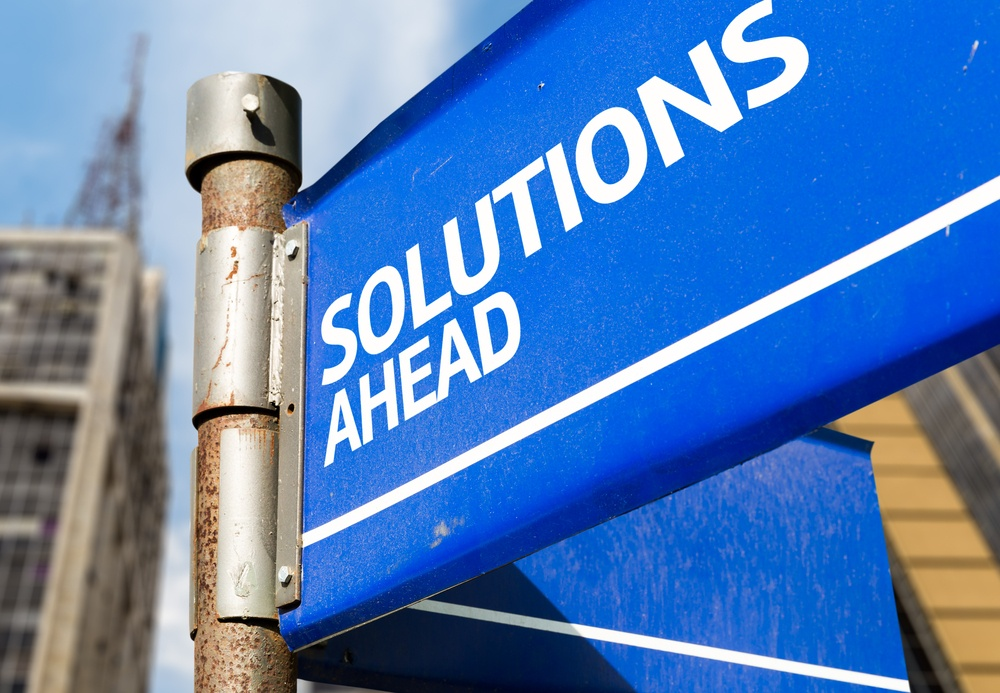 Wilmot Modular Solutions blue sign