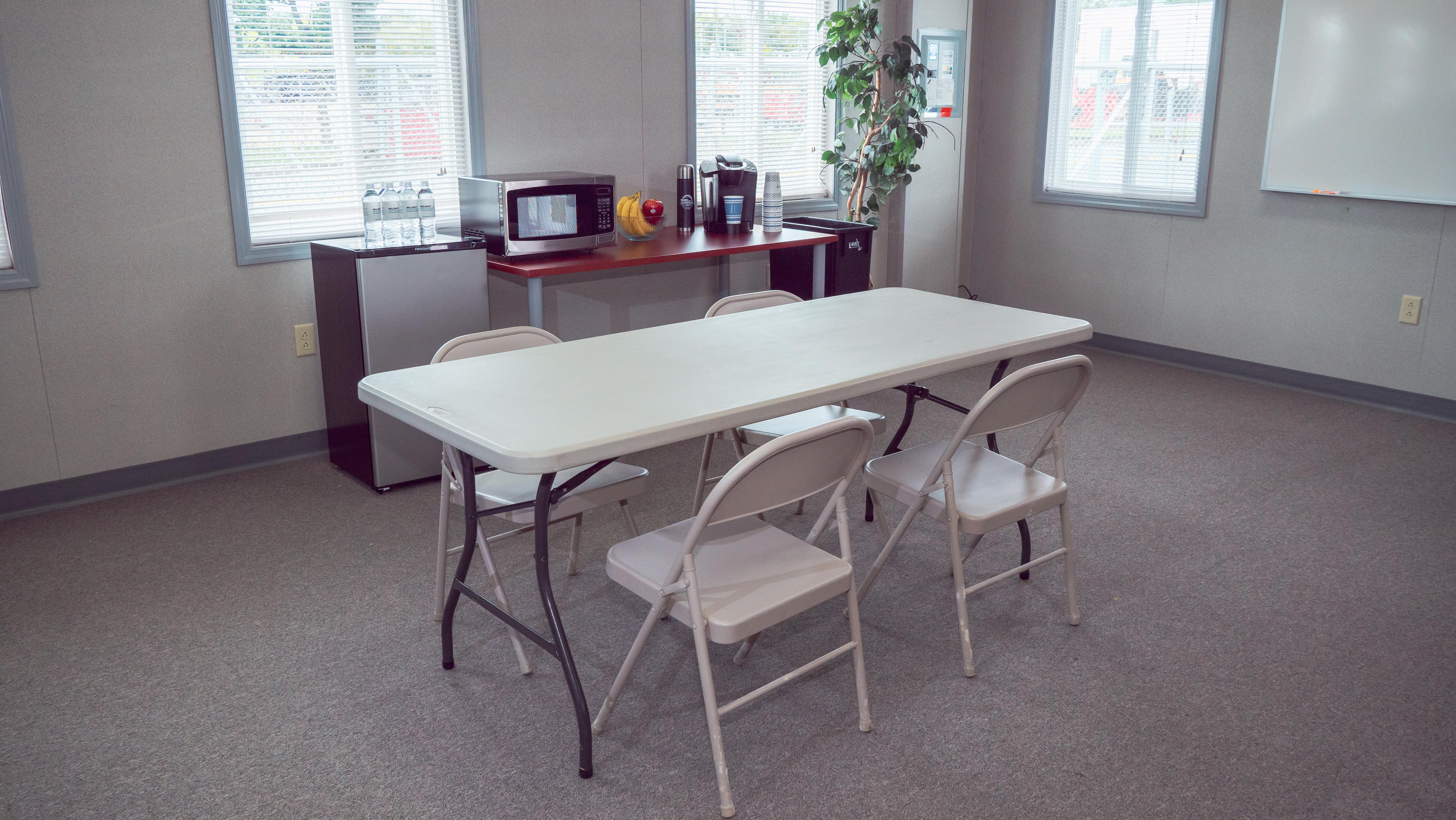 Break Room/Lunch Room Package