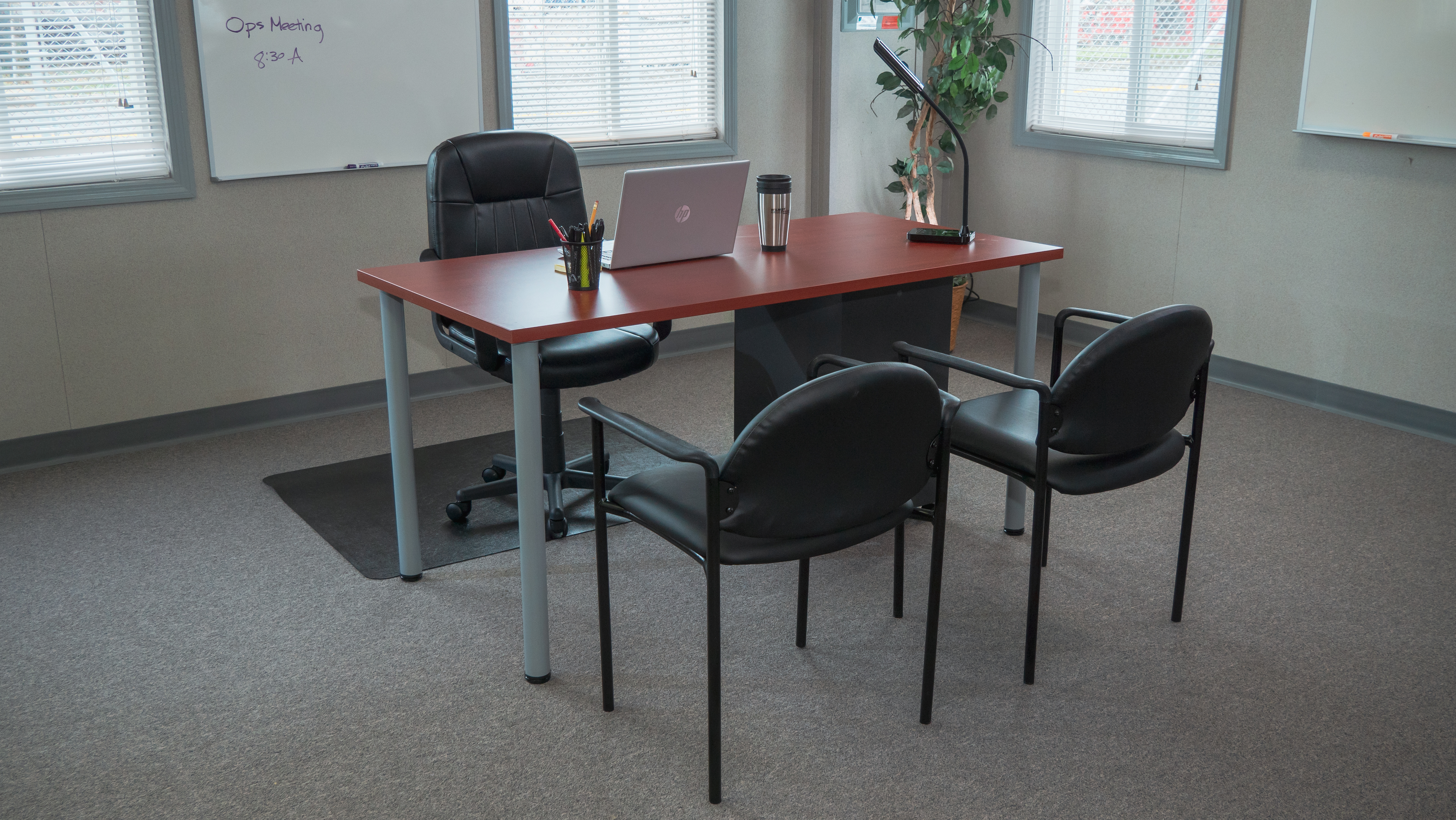 mobile office furniture