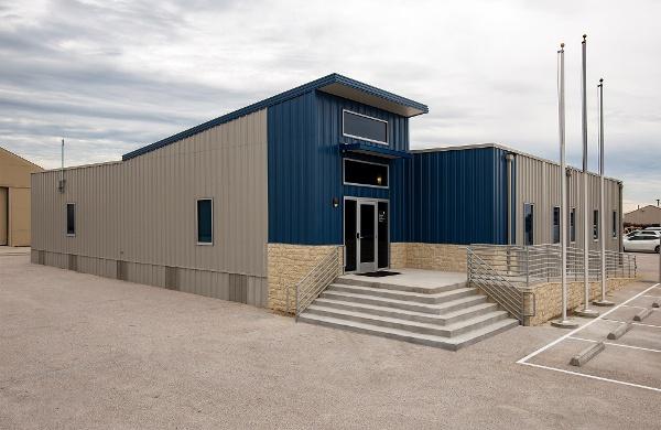 custom modular building