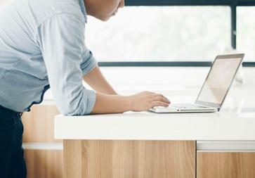 ergonomic modular office furniture and design