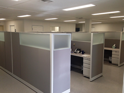 modular offices and workspaces